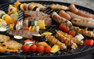 中秋節烤肉